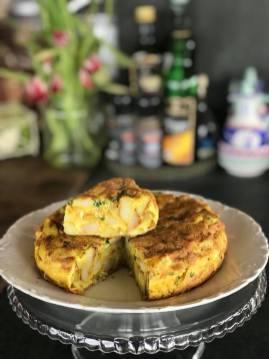 63. tortilla de patatas alle spezie di Cinzia
