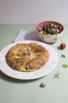 73. tortilla di patate e erbe aromatiche di Paola