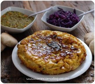 8. tortilla al pepe di Sichuan, pomodori secchi e menta di Elena A.