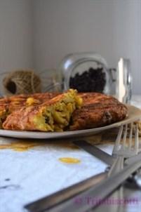80. tortilla al sapore di Sicilia di Bianca