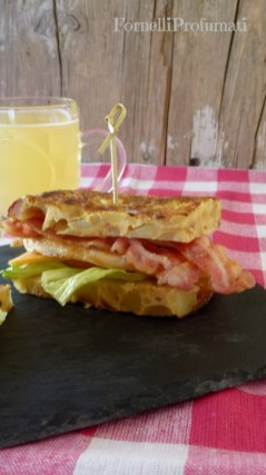 83. tortilla combo sandwich di Therese