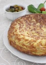 93. tortilla con ciambotta di Eliana