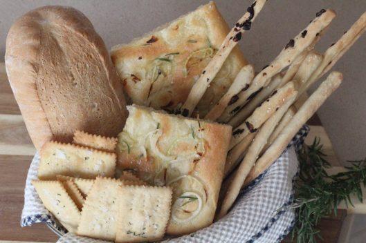 21. il cestino del pane di Andrea