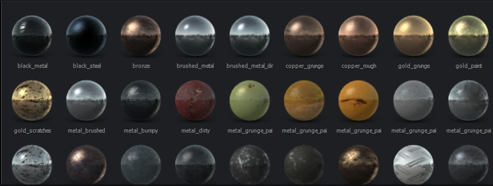 After effects shaders