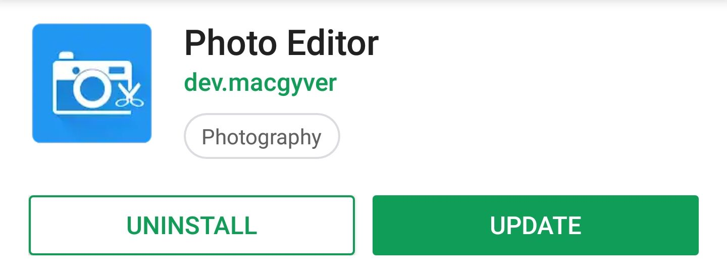 Photo editor download mobile