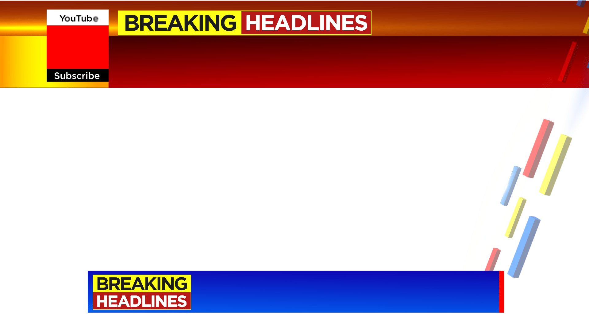 free news studio 3d design and breaking news text download