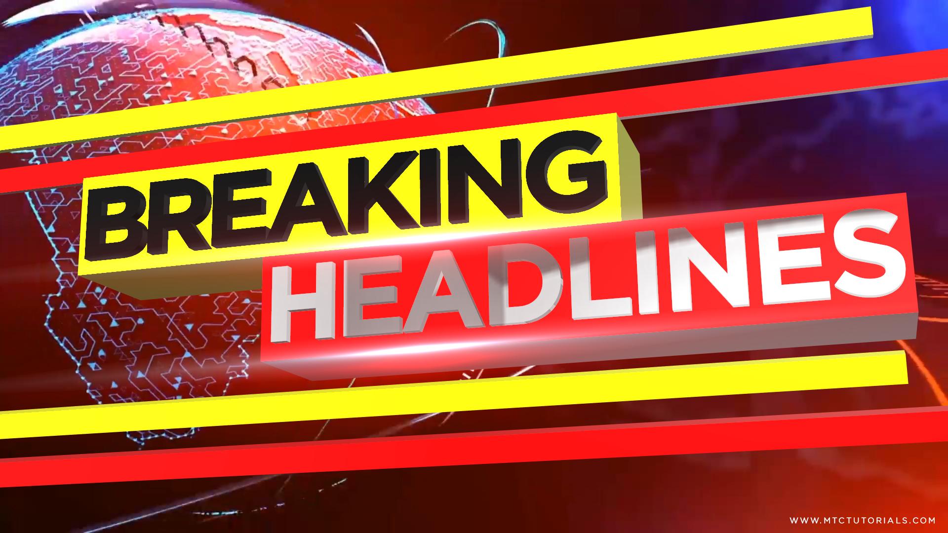 Download Free Breaking News And Breaking Headlines PNG ...