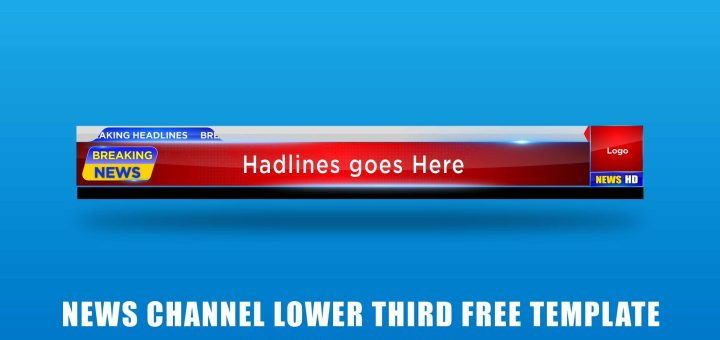 free animated lower thirds premiere pro