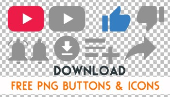 Facebook icons and buttons png - mtc tutorials