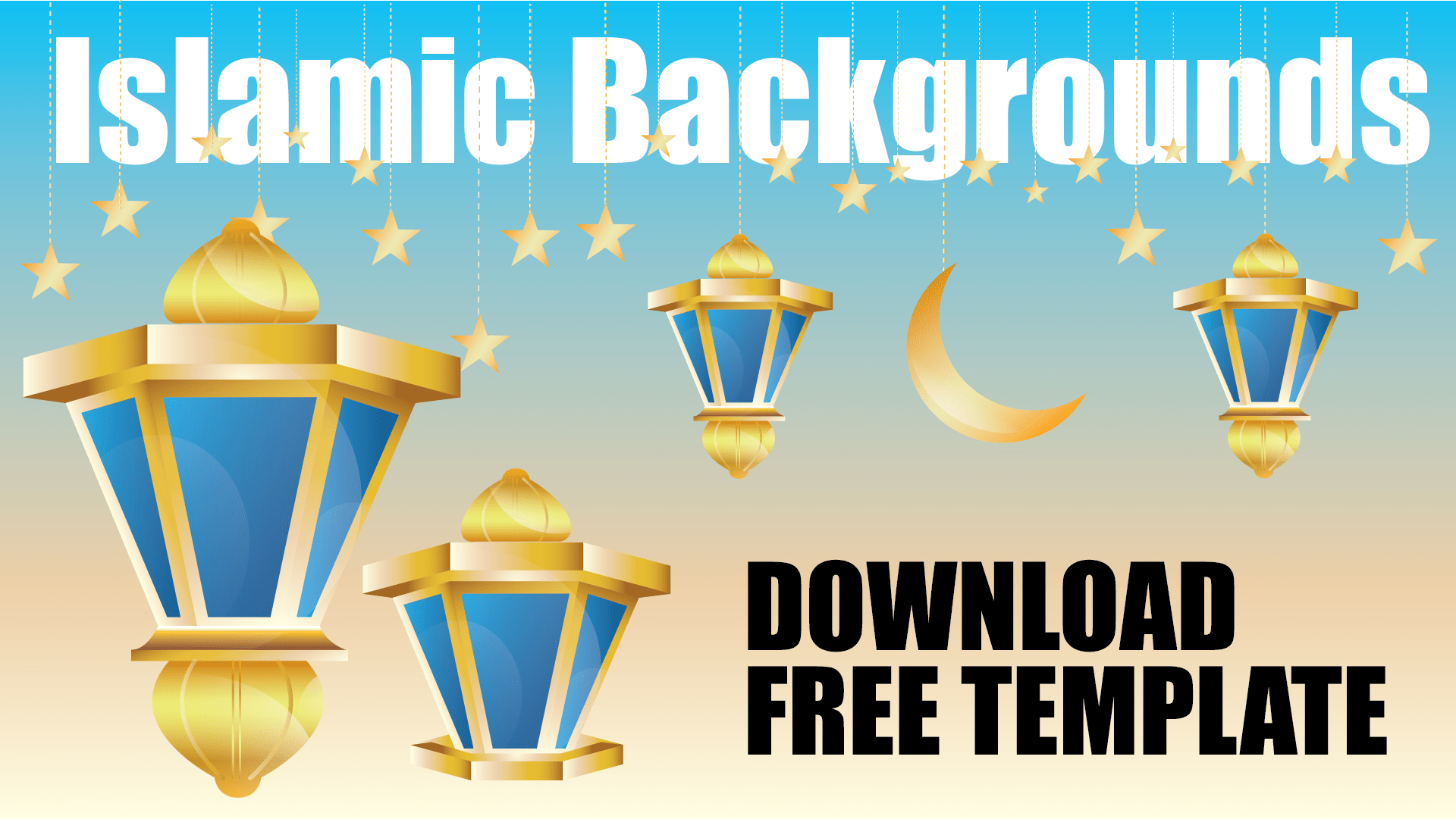 Download free islamic templates