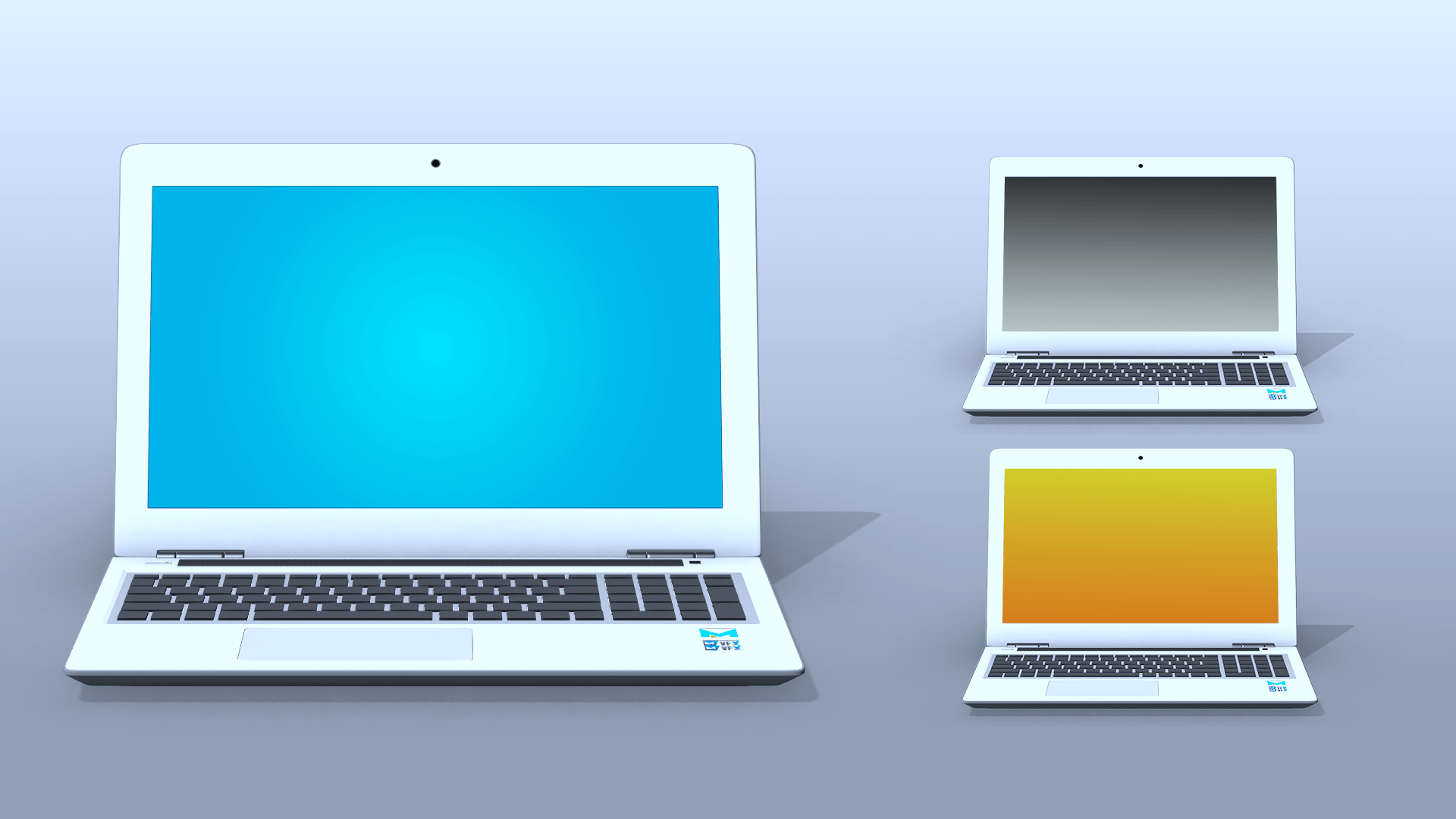 High quality free laptop wallpapers design