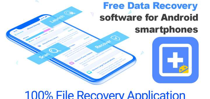 Free Data Recovery software for Android smartphones that works with over 6,000 smartphones