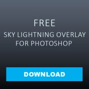 download Sky Lightning Overlay