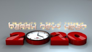 Happy new year 2020 Wallpapers and backgrounds High Quality Free Download