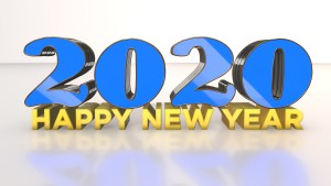 Happy new year 3D designed high quality images download free