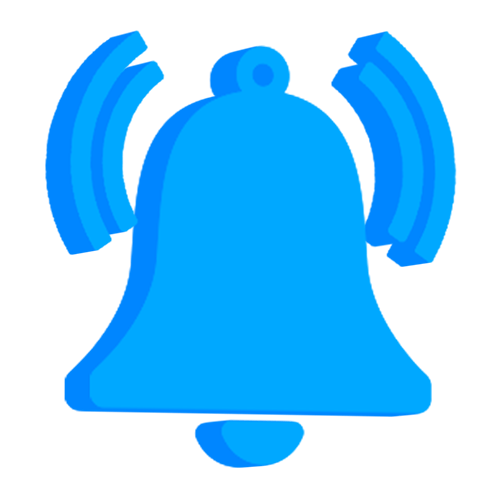 Youtube bell icon