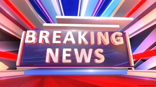 Breaking News 3D News Bumper background free download