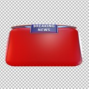 Breaking news png images download no text template
