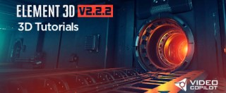 Element 3d TUTORIALS now