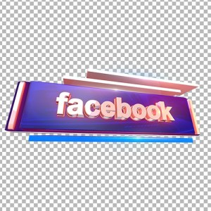 facebook 3d text png mtctutorials