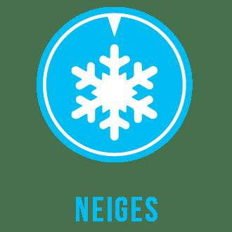 Logo flocon de neige