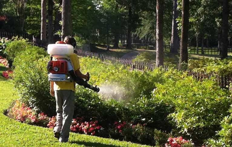 Mosquito Backpack Spray