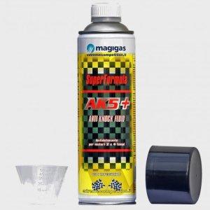 8117_1 magigas ak5+ ak5 + anti knock fluid additivo octane booster benzina ottani anti detonante antidetonante magigas mondotuning mtelaborazioni additivo iniezione