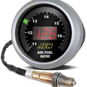 Manometro Carburazione - AEM - Digitale - 52mm
