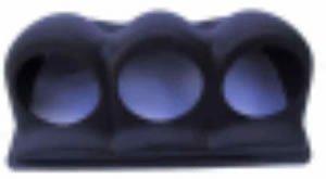 PortaStrumento Triplo da Cruscotto - Universale - Diam. 52