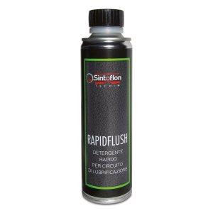 Rapidflush sintoflon pulitore olio motore trattamento additivo pulizia olio mondotuning mtelaborazioni