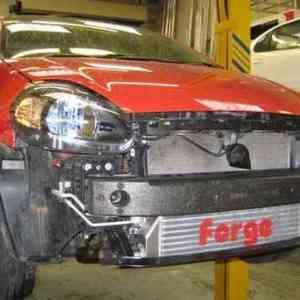 Intercooler Maggiorato - Forge - Alfa Romeo Mito