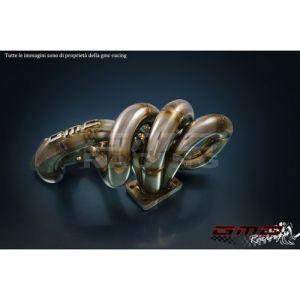 Collettore Acciaio Inox - Opel Corsa OPC T25 - GMC Racing