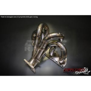 Collettore Acciaio Inox - Peugeot 207 1.6 THP - GMC Racing