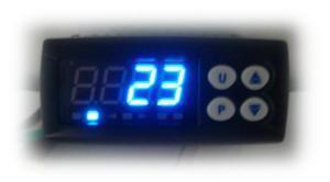 Manometro Temperatura Gas di Scarico Digitale – Road Italia – Rettangolare
