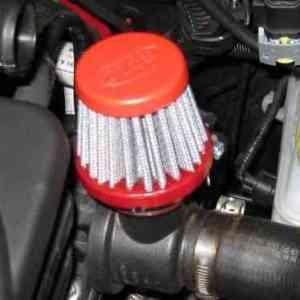 Filtro a Cono Bmc - Sfiato Motore - Top in Poliuretano