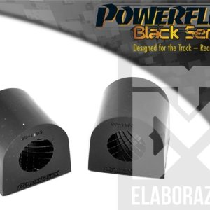 PFF80-1103-19BLK supporti powerflex bs black series boccole barra stabilizzatrice ant anteriore 19mm grande punto abarth evo mondotuning mtelaborazioni