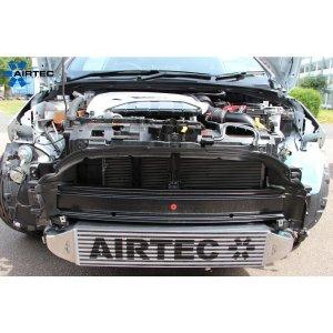 ATINTFO25 intercooler frontale maggiorato stage 1 stage1 airtec motorsport raffreddamento radiatore ford fiesta mk7 st180 st200 st 180 200 mondotuning mtelaborazioni