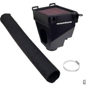 2709-CAIS-AA airbox induction kit aspirazione diretta mountune ford fiesta st mk8 1.0 ecoboost mtelaborazioni rivenditore official dealer filtro pannello cono