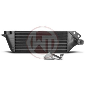 Comp. Intercooler EVO1 Gen.2 Audi 80 S2*/RS2 Audi Audi 80 Audi 80 RS2 Quattro 200001012 wagner wagnertuning mondotuning mtelaborazioni Updated Competition EVO1 Gen.2 Intercooler Kit for Audi S2*/RS2.The WAGNERTUNING Audi S2*/RS2 EVO1 Gen.2 Intercooler Kit is a high performance redesign of the stock mounted Audi OEM intercooler. This intercooler is a perfect solution if you are going to use the OEM intake manifold.Our engineers have increased the intercooler core and improved the end tank design to remove any OEM bottlenecks