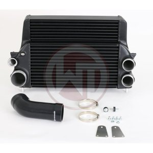 Competition Intercooler Kit Ford F-150 (2015-2016) Ford F150 Ford F150 Ecoboost 200001087 wagner wagnertuning mondotuning mtelaborazioni Intercooler Upgrade Kit for Ford F150 2.7 / 3.5l Ecoboost (2015-2016)The high performance intercooler has the following core size (500x388x125/stepped)