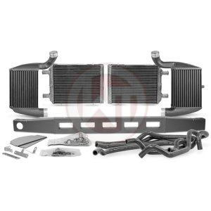 Comp. Intercooler Kit Audi RS6 C6 4F Audi RS6 C6 Audi RS6 C6 200001146.NOACC wagner wagnertuning mondotuning mtelaborazioni Competition INTERCOOLER KIT for Audi RS6 C6 4F 426KW/580PS (2008-2010)The WAGNERTUNING high-performance intercooler has got a new competition core (tube fin)