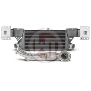 Competition Package EVO2 Audi TTRS 8J Audi Audi TTRS Audi TTRS 8J 700001057 wagner wagnertuning mondotuning mtelaborazioni The Competition Package for the Audi TTRS 8J consists of the Intercooler Upgrade Kit EVO2 and the Downpipe Kit.LadeluftkǬhler Upgrade Kit 200001024The WAGNERTUNING intercooler TTRS 8J EVO 2 is made for Audi TT RS and includes an integrated crossmember.Our engineers have increased the intercooler core size and efficiency