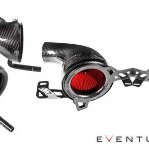 EVE-P991T-INT aspirazione diretta direct intake airbox carbonio full carbon filtro cono porsche 911 turbo eventuri importatore dealer italia italiano mtelaborazioni