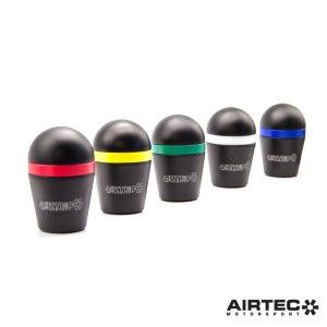 ATMSGK01 pomello cambio airtec autospecialist alluminio colorato ford fiesta st mk7 mk8 st200 st180 focus rs mk3 mtelaborazioni
