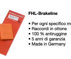 FHL_Brakeline kit tubi freno freni treccia metallica acciaio aeronautici ford focus rs mk3