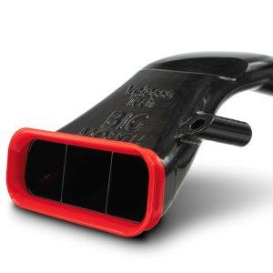 VTFD01 presa aria frontale velossa velossatech big mouth kit convogliatore anteriore aspirazione airbox ford fiesta st mk7 st180 st200 mtelaborazioni