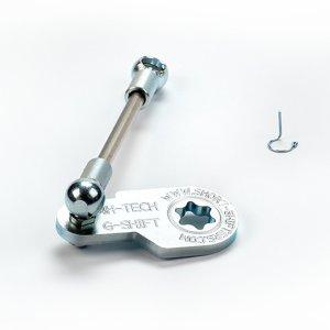 Short Shifter - 4H Tech - quick shift leva cambio accorciata mtelaborazioni Opel Combo D 2.0 Diesel G-Shift_C635