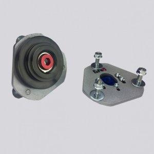 PC1004 kit-top-mount-anteriore-regolabile-su-uniball-dna-racing camber ford fiesta st mk8 1.0 ecoboost eco boost assetto ammortizzatori coilover anteriore