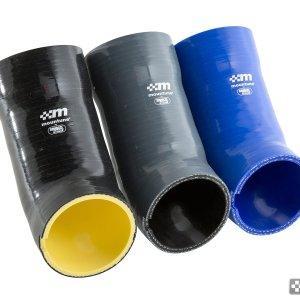 2536-IH manicotto aspirazione silicone high flow induction hose mountune ford focus rs mk3 mtelaborazioni dealer rivenditore