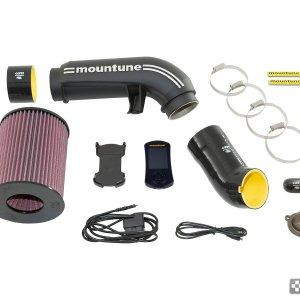 2536-380-BLK m380 power upgrade kit potenziamento mountune ford focus rs mk3 aspirazione mtune mtelaborazioni